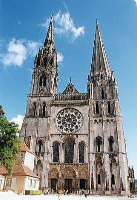 シャルトル大聖堂の画像 p1_29